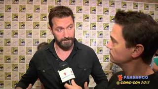 Richard Armitage Comic-Con 2012 Interview