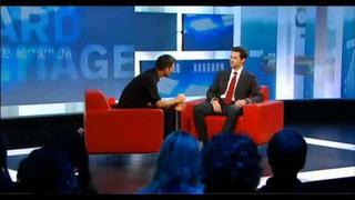 Richard Armitage Interview On George Stroumboulopoulos Tonight
