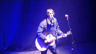 RICHARD ASHCROFT 'SONNET' ACCOUSTIC @ 02 BRIXTON, LONDON JAPAN GIG 03.04.11