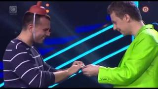 Richard Nedvěd Česko slovensko má talent