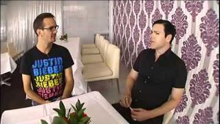 Richard Z. Kruspe interview New Zealand 2011 (English)