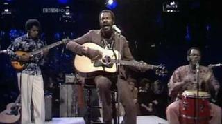 Richie Havens - Here Comes the Sun 1974 In Concert