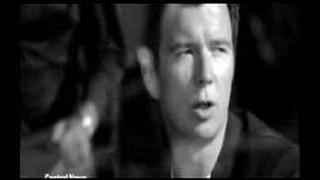 Rick Astley - Central News 2005