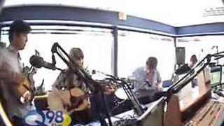 "Rilo Kiley ""Silver Lining"" Live and Acoustic Q985"