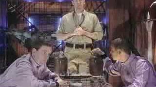 Rimmer a Lister ve vězení