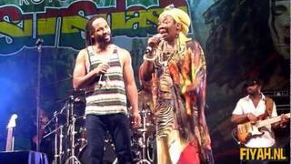"Rita Marley & Ziggy Marley ""One Love/People Get Ready"" Rototom Sunsplash 2011"