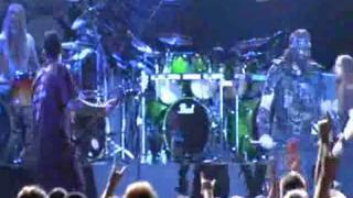 Roadrunner United The Concert - Dead by Dawn (Vocal by Glen Benton)