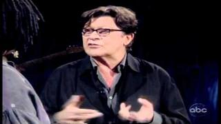 Robbie Robertson interview and performance on the View. 4/6/2011
