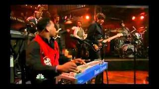 Robbie Robertson Performs on Jimmy Fallon (2011)