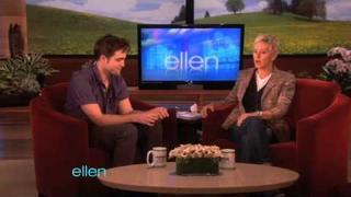 Robert Pattinson's Unedited Interview