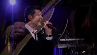 Robin Thicke - Lost Without You (Stripped)