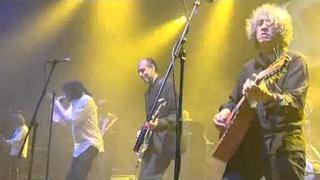 Rock the Casbah: Rachid Taha, Mick Jones (The Clash), Brian Eno live at Stop the War concert
