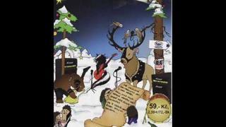 Rockové Vánoce - Alkehol - Skleničky