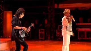 Rod Stewart feat. Ron Wood - Stay With Me (Hard Rock Calling 2011)