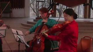 Romanza by Daniel S. Godfrey - the Cassatt String Quartet