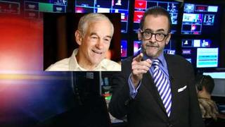 Ron Paul Terrifies the Status Quo