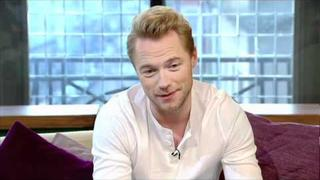 Ronan Keating on Something For The Weekend on 27th March 2011 Part 1