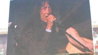 Ronnie James Dio memorial Joey Belladonna Man On The Silver Mountain