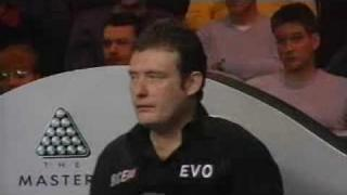 Ronnie O'Sullivan vs Jimmy White - 2004 Semi-Final Masters - Part 1