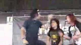 "Ronnie Radke/Max Green Join FF5 in ""Love Addict"" -[Warped 8/10/07]"