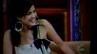 Rose Byrne on Jimmy Kimmel