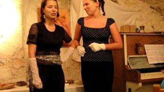 Rossini: Duetto buffo di due gatti