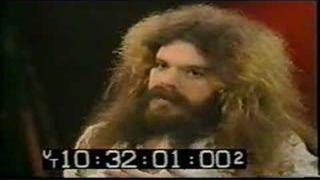 Roy Wood - interview Old Grey Whistle Test 1976