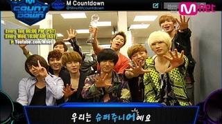 RT Mcountdown 2nd episode_ #4 RT K-POP(B2ST Yong jun hyung,Superjunior, IU,CNBLUE,GD)
