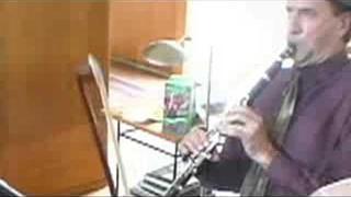 Rudolf Haken Clarinet Quintet, 3rd movement