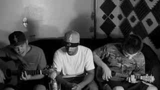Runaway - Kanye West ft Pusha T (acoustic cover by Alex Taimanao, J.Jury & Travis Stine)