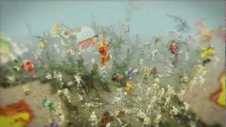 Runescape Trailer Montage in SlowMo | High Res Images