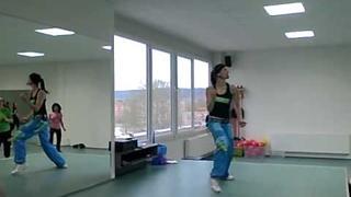Ruslana Wild dances