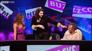 Russell Brand & Rachel Stevens Do the Intros Round - Never Mind the Buzzcocks Preview - BBC Two