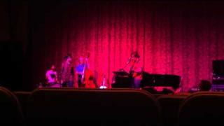 "Ryan Adams with Mandy Moore -"" Oh My Sweet Carolina"" (iPhone4 video)"