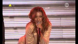 Sabrina Salerno - Boys (Live Sopot 2008)
