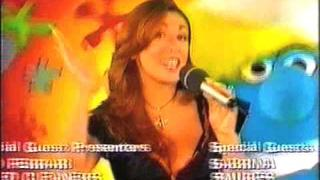 Sabrina Salerno in Eurotrash