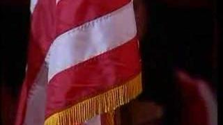 Samantha Jade National Anthem Performance 11/17/2007