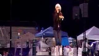 "Samantha Jade performing ""Turn Around"" LIVE 9/29/07"