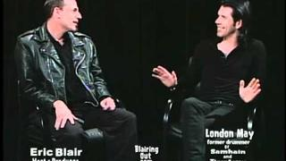 Samhain drummer LONDON MAY talks with Eric Blair about Glenn Danzig 2011