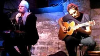 """Sanctuary"" performed by Ian Astbury & Yul Vazquez"