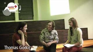 sankt peter Frankfurt - Interview mit Thomas Godoj.mov