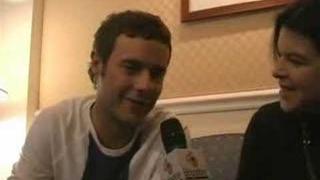 Sanremo 2008: intervista a Paolo Meneguzzi