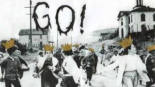 Santigold - Go (Feat. Karen O.) (HQ)