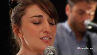 """Sara Bareilles """"King of Anything"""" LIVE!"""