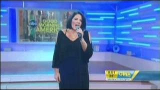 Sara Ramirez - The Story - Good Morning America - Grey's Anatomy