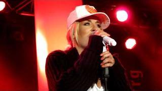 Sarah Connor - Soldier With A Broken Heart / 1 live Lauchheim 23.07.2011