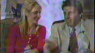 Sarah Michelle Gellar & David Boreanaz Interview