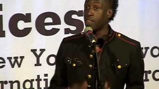 Saul Williams: Black Stacey