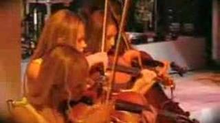 Saule Kilaite & Eros Ramazzotti - Live da Fabio Fazio