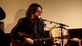 Sean Lennon à La Sorbonne (chanson inédite)